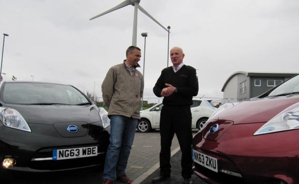 What Eco-Cars.Net Have Been Up To On The Island Of Orkney!