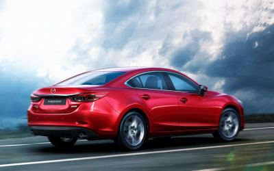 Cleaner auto diesel models herald arrival of revised Mazda6...