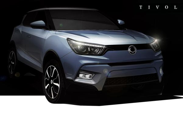 SsangYong give details on all-new eco baby SUV