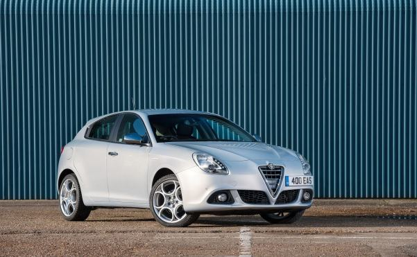 Alfa Romeo's launches low CO2 Guilietta to attract business...