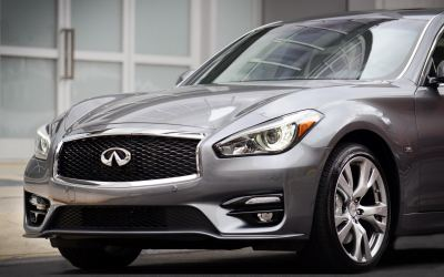 Infiniti introduces a more efficient 129g/km entry-level Q70