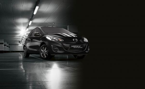 Mazda2 special editions provide swan song for old model