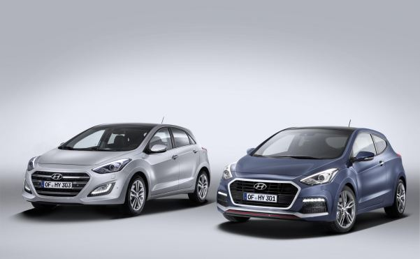 Hyundai updates i30 range with 94g/km diesel efficiency