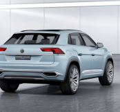 Volkswagen unveil hybrid-powered Coupé-SUV crossover