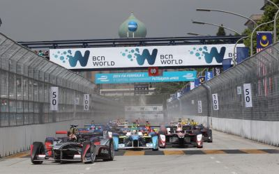 Formula E secures minority investments from two media giants