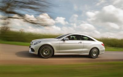 New Mercedes E-Class Becomes A Eco Car