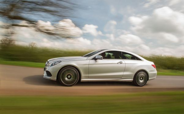 New Mercedes E-Class Becomes A Eco Car