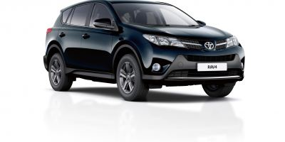 Toyota RAV4 Business Edition emits just 127g/km of CO2