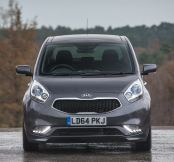 Efficient Venga MPV revised by Kia