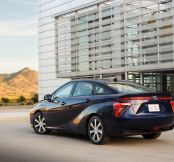 Demand for hydrogen-powered Toyota Mirai already outstrips p...