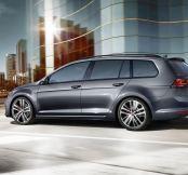 Volkswagen launch efficient but hot Golf estate