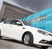 Revised MG6 gets a 10g/km CO2 reduction to 119g/km