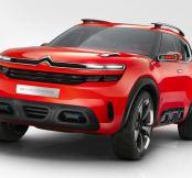 Citroën unveil 166mpg, 39g/km CO2 hybrid SUV