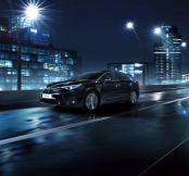 Toyota revises Avensis – now with 108g/km 68.9mpg diesel