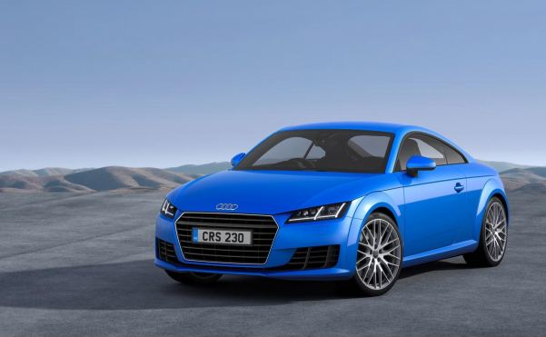 Audi cleans up with hi-tech and 'virtual' TT