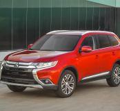 Mitsubishi revises Outlander, including best-selling PHEV