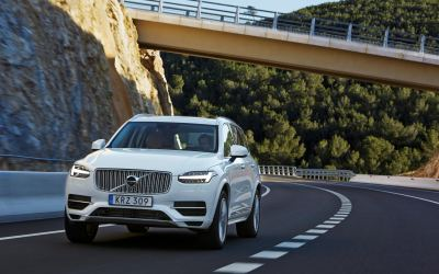 Volvo XC90 cleanest and cheapest seven-seat SUV available