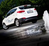 Hyundai hydrogen fuel-cell vehicle goes on sale in the UK