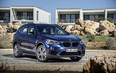 BMW X1 is 17% more fuel-efficient than old version