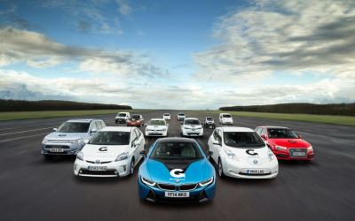 Two-thirds of UK motorists aspire to go green, says new join...