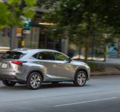 Lexus Puts Safety First In The NX