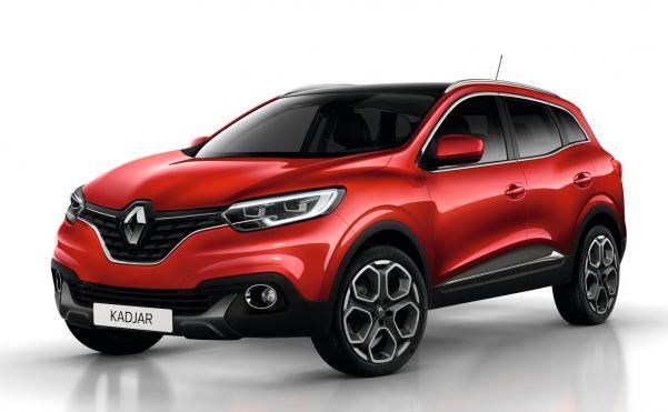 Renault releases details of efficient new Kadjur
