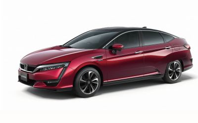 Honda FCV Clarity Hydrogen Car
