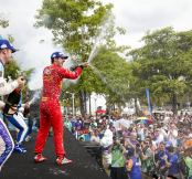 FIA FORMULA E CHAMPIONSHIP: SEASON 2, ROUND 2 - PUTRAJAYA RA...