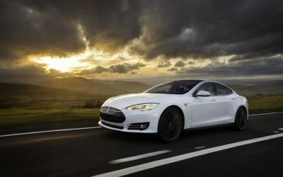 Tesla Recalls The Model S