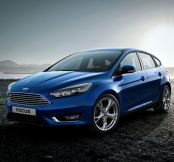The price is right for face-lifted Ford Focus