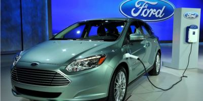 Ford Invests 4.5 Billion Dollars On Electric and Hybrid Cars