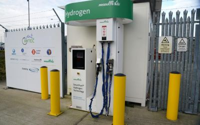 UK's Government Funding Could Boost Hydrogen Vehicles