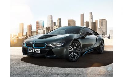 BMW i8 To Become A  All Electric Car