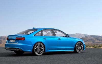 Audi's A6 Cleans up its act