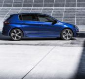 Peugeot Warms Up The 308 For Winter With A GT Version