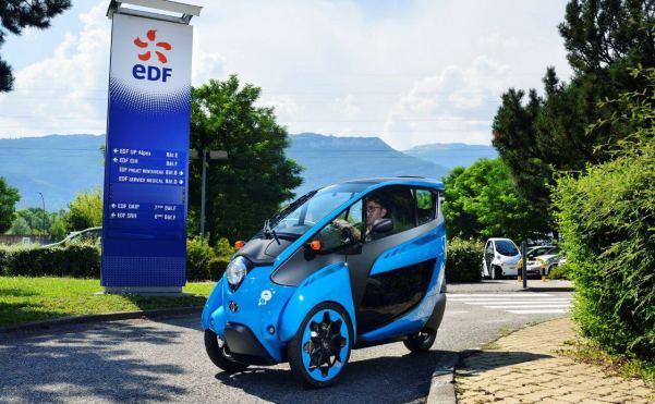 Toyota Joins Consortium To Provide Electric Car Sharing Serv...