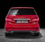 Mercedes New B-Class Pure Electric Car Comes To The UK For T...