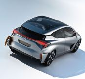 Renault's 282mpg concept car – must be the Eolab