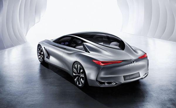 Infiniti's bold hybrid to take on the premium-sector Establi...