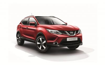 New trim and gearbox option for efficient Nissan Qashqai