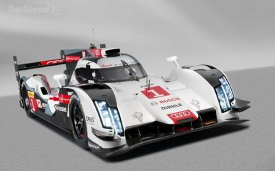 Audi's Hybrid E-Tron Race Car Wins At Le Mans