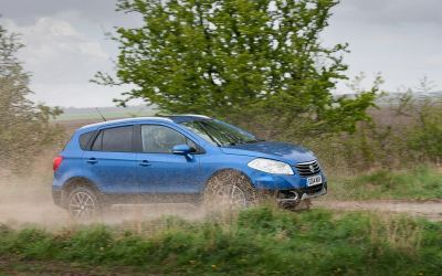 Suzuki revises its SX4 S-Cross model