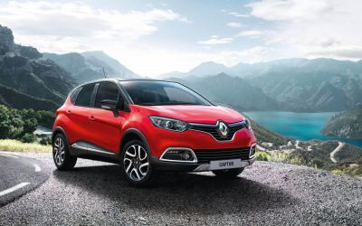 Renault's Captur gets new flagship model