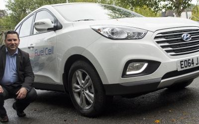 Hyundai appoints Sustainable Fuel Development boss