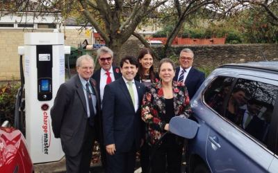 Wiltshire supports switch to electric vehicles