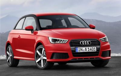 Audi opts to give popular A1 the mildest of facelifts