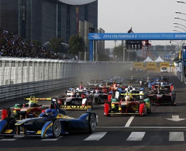 Formula E Race Reports