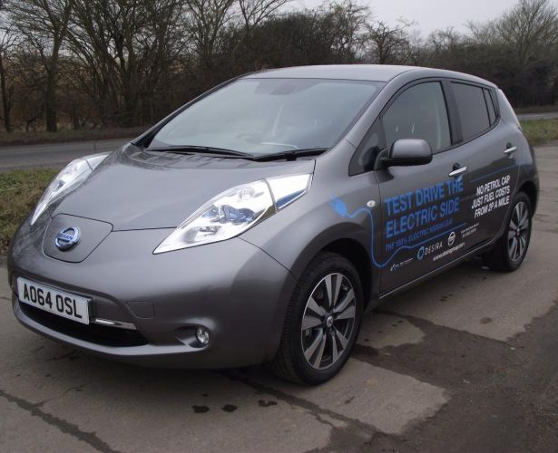 Nissan Leaf Road Test Review