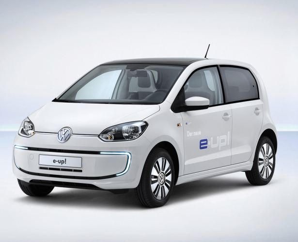 Volkswagen VW e-up
