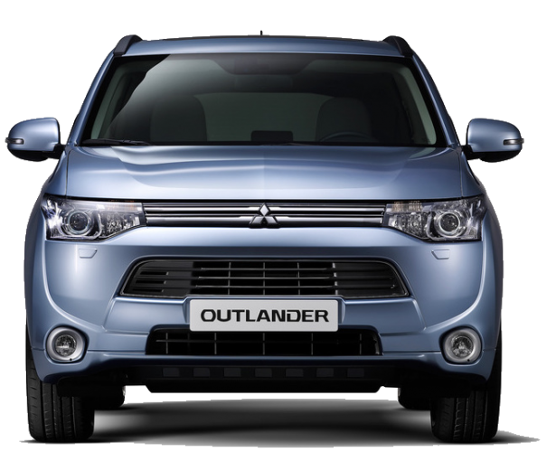 Mitsubishi Outlander PHEV Plug-in Hybrid Electric Vehicle